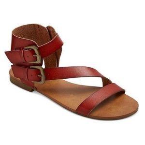Women's Veronique ankle strap sandals
